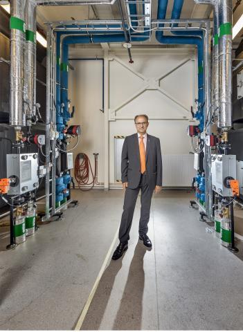 Ny teknik, personalomsättning och förändringar i användningen av lokaler gör att energieffektivisering har begränsad livslängd, enligt Mikael Nutsos.